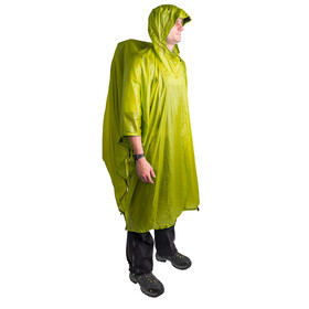 Sea to Summit Ultra-Sil Nano Tarp Giacca giallo/verde